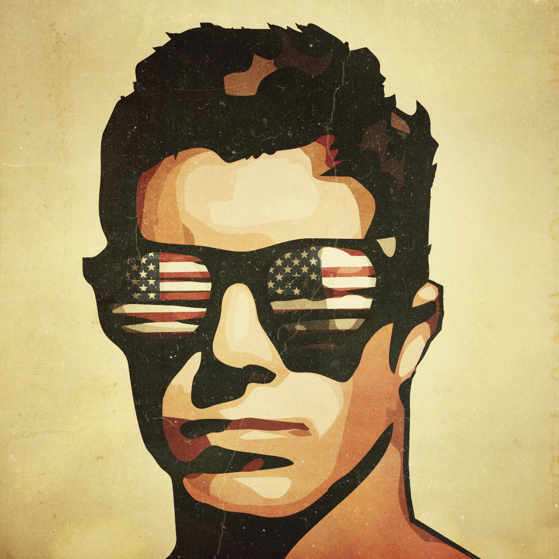 Mr All American